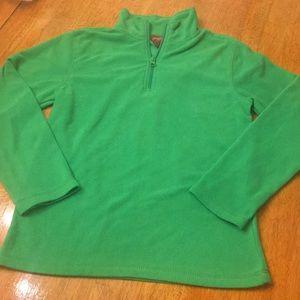🔴Arizona girls quarter zip fleece sweatshirt
